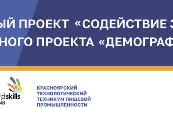 Федеральный проект «Содействие занятости»